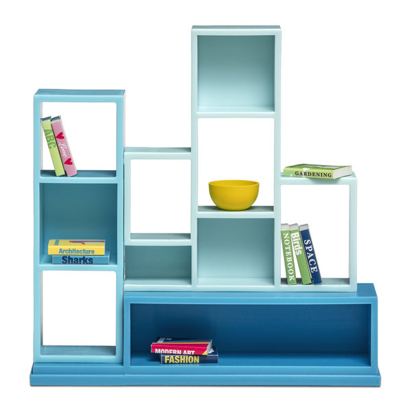 Lundby Bücherregal-Set